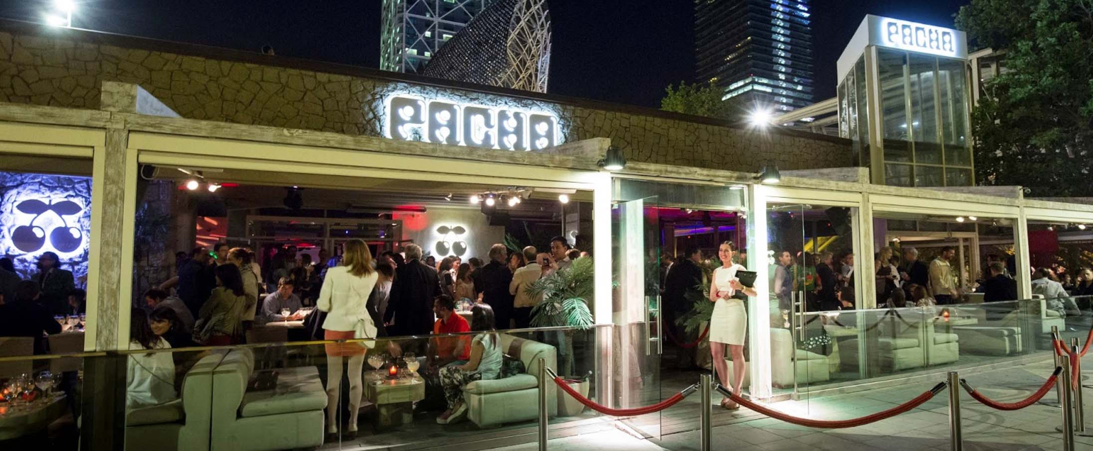 3ec19679be8a Pacha Barcelona - VIP Tables and Prices I Club Bookers Barcelona