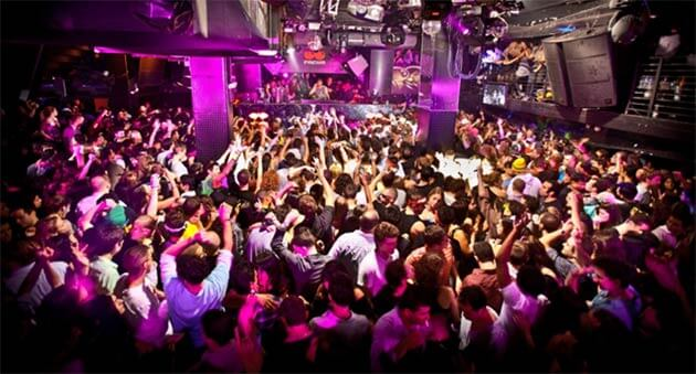 Top 10 night clubs in NYC