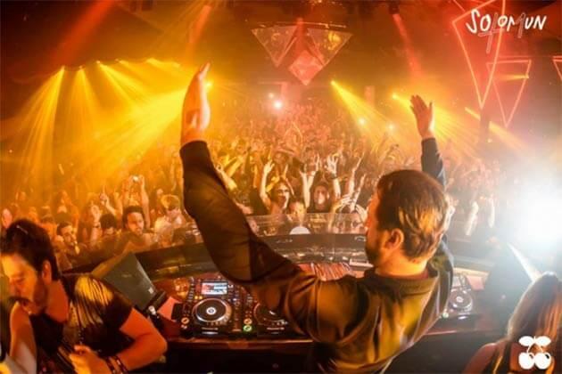 Top 10 night clubs in Ibiza