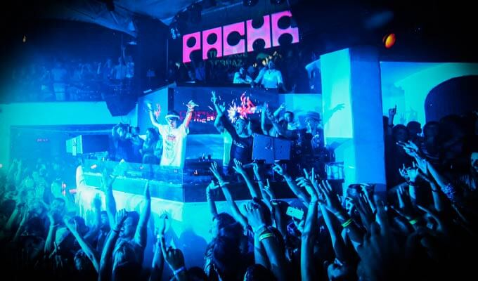 Pacha Ibiza Table Price