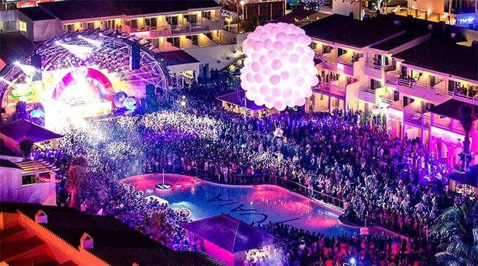 Ushuaia Ibiza Table Prices