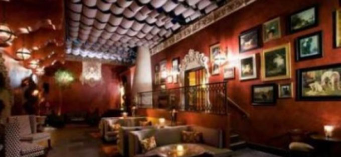 Bardot Hollywood Los Angeles Drinks Menu Prices