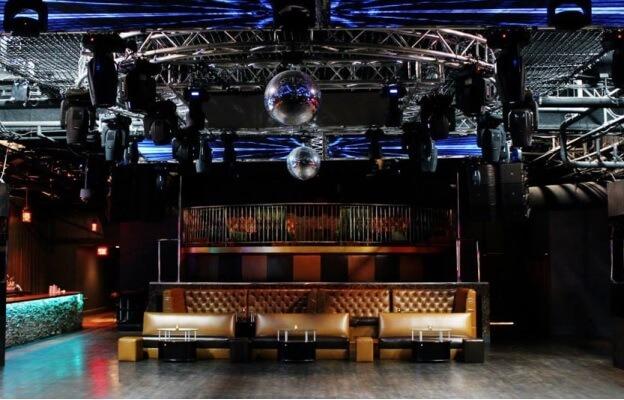 OHM Nightclub Los Angeles drinks Menu Prices