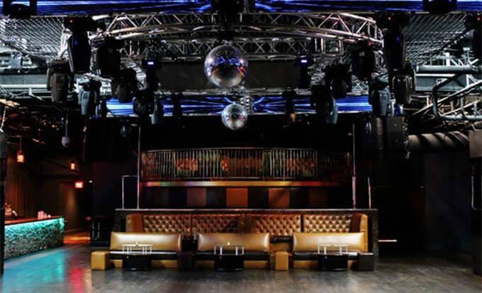OHM Nightclub Los Angeles Bottle Service