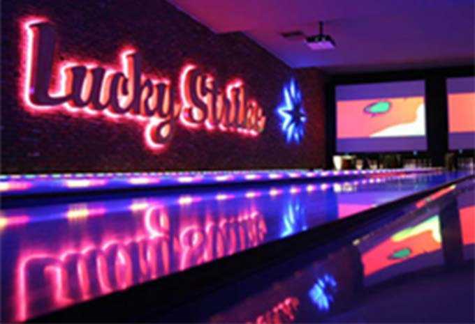 Lucky Strike Hollywood Los Angeles Table Prices