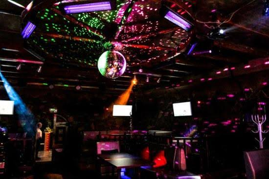 комната клуб москва